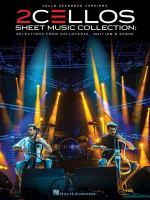 2Cellos Sheet Music Collection