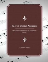 Sacred Choral Anthems