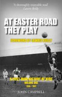 At Easter Road They Play