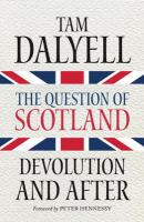 Question Of Scotland