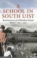 School in South Uist