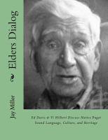 Elders Dialog
