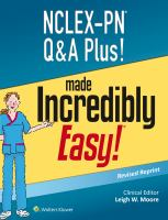 NCLEX-PN Q & A Plus!