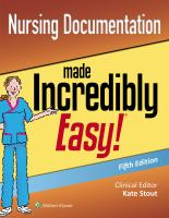 Nursing Documentation Made Incredibly Easy!