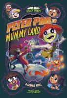 Peter Pan in Mummy Land a graphic novel