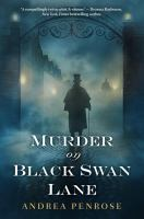 Cover of Murder on Black Swan Lane