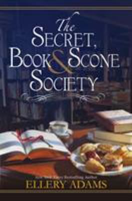 The Secret, Book & Scone Society book jacket