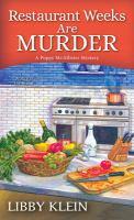 Restaurant Weeks Are Murder