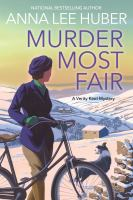 Cover of Murder Most Fair