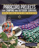 Paracord Projects For Outdoor Camping and Survival