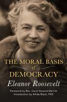 Moral Basis of Democracy