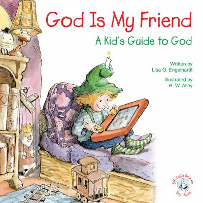 Cover image for God Is My Friend