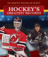 Hockey's Greatest Records