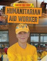 Humaniatarian Aid Worker