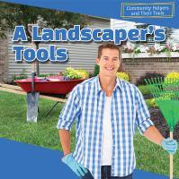 A Landscaper's Tools