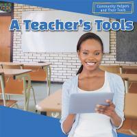 A Teacher's Tools