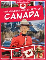 The Culture and Crafts of Canada