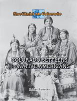 Colorado settlers and Native Americans