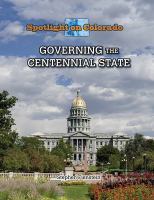 Governing the Centennial State