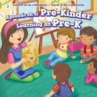 Aprendo En El Pre-Kinder