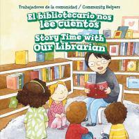 El bibliotecario nos lee cuentos