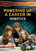 Powering up A Career in Robotics