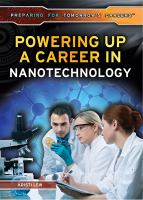 Powering up A Career in Nanotechnology