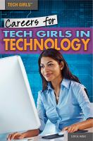 Careers for Tech Girls in Technology