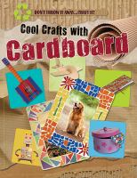 Cool Crafts With Cardboard