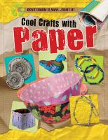 Cool Crafts With Paper