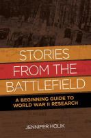 Stories From the Battlefield