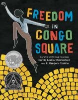 Cover of Freedom in Congo Square