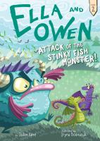 Attack of the Stinky Fish Monster!