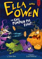 The Evil Pumpkin Pie Fight!