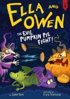#4: The Evil Pumpkin Pie Fight!