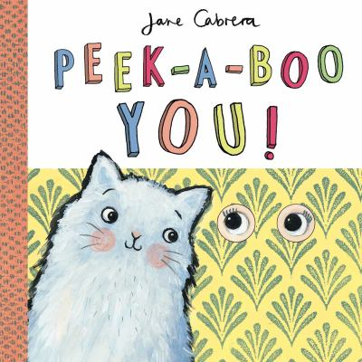 Cover image for Peek-a-boo You!