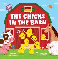 Chicks in the Barn.