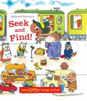 Richard Scarry's Seek and Find