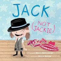 Cover of Jack, Not Jackie