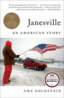 Janesville [GRPL Book Club]