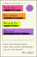 Nabokov's Favorite Word Is Mauve