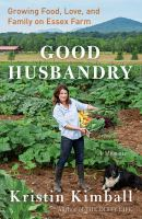 Media Cover for Good Husbandry: A Memoir