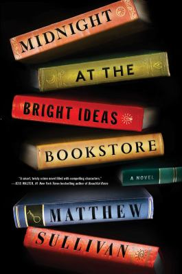Midnight at the Bright Ideas Bookstore book jacket