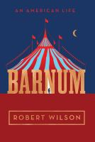 Cover of Barnum: An American Life
