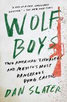 Wolf Boys