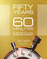 Media Cover for 60 Minutes : Fifty Years of Great Stories
