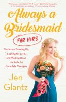 Media Cover for Always a Bridesmaid (for Hire)