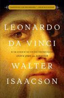 Cover of Leonardo da Vinci