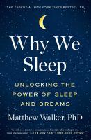 Why We Sleep [GRPL Book Club]