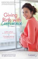 Giving Birth With Confidence